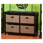 delightful sofa table with drawers altra drawer accent console alluring baskets outstanding wicker hemnes and storage basket size tables make your living end home room furniture 150x150