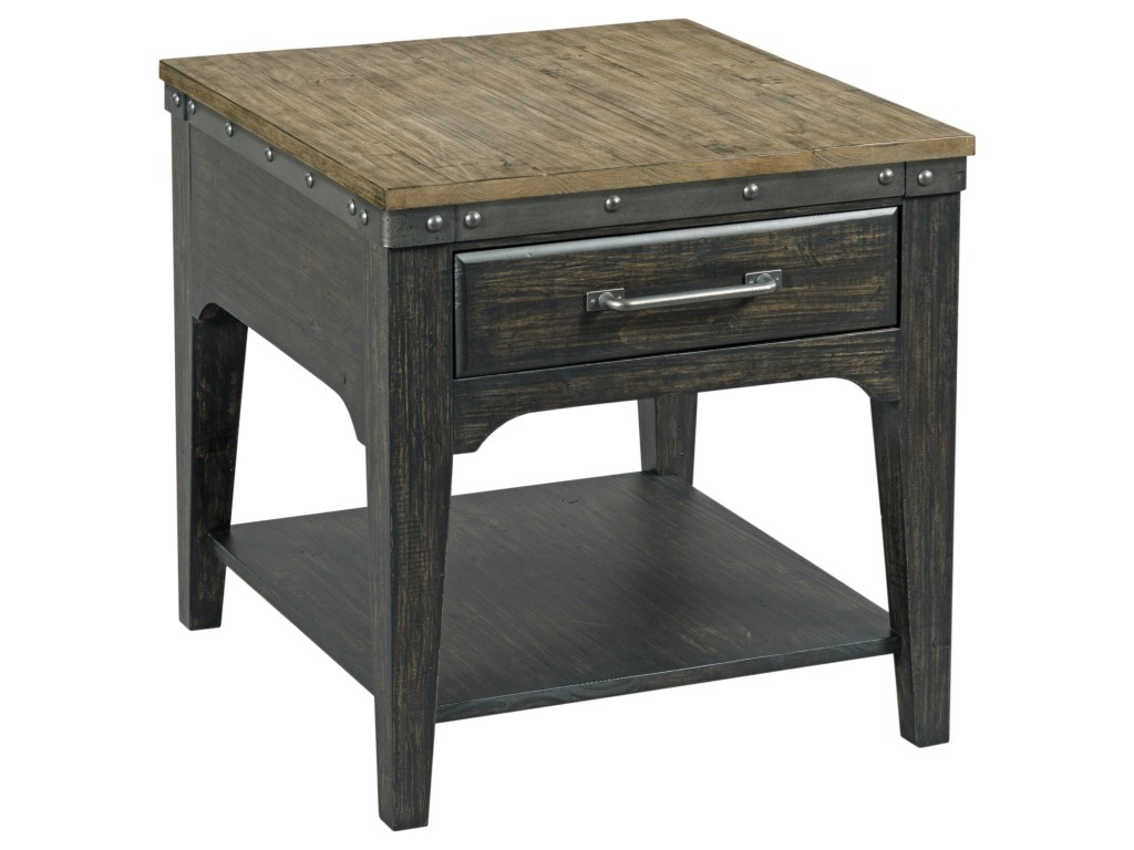 delivery estimates northeast factory direct cleveland eastlake products kincaid furniture color plank road wood one drawer accent table threshold roadartisans rectangular end
