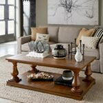 densbury traditional rustic natural pine coffee table pottery barn jamie accent free shipping today coastal lamps bronze for bedroom pier one imports dining room tables aluminum 150x150