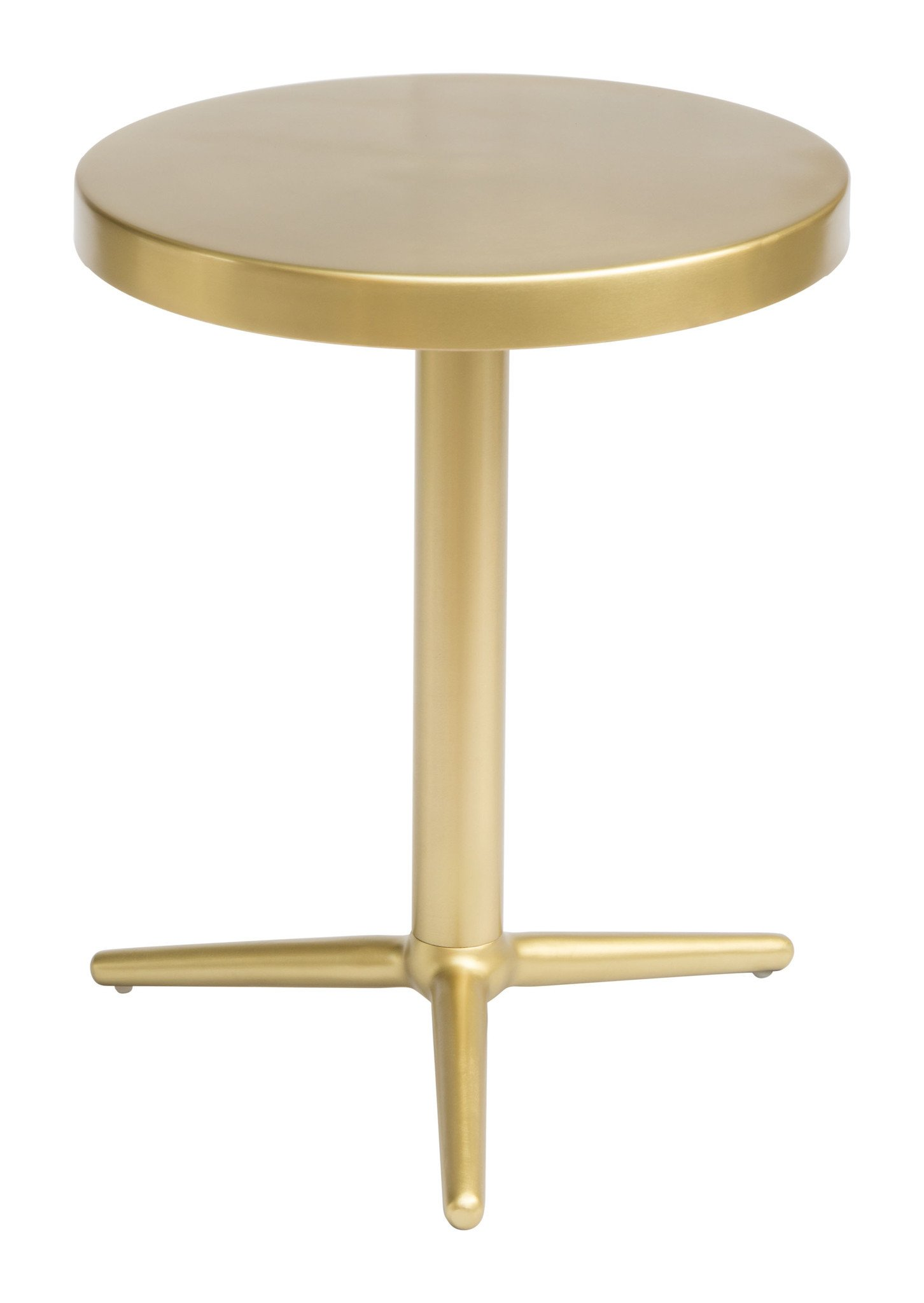 derby accent table with round top leg base brass side tables alan decor home and deco industrial look end fretwork coffee pier cushions west elm floor pillow wire dark wood square