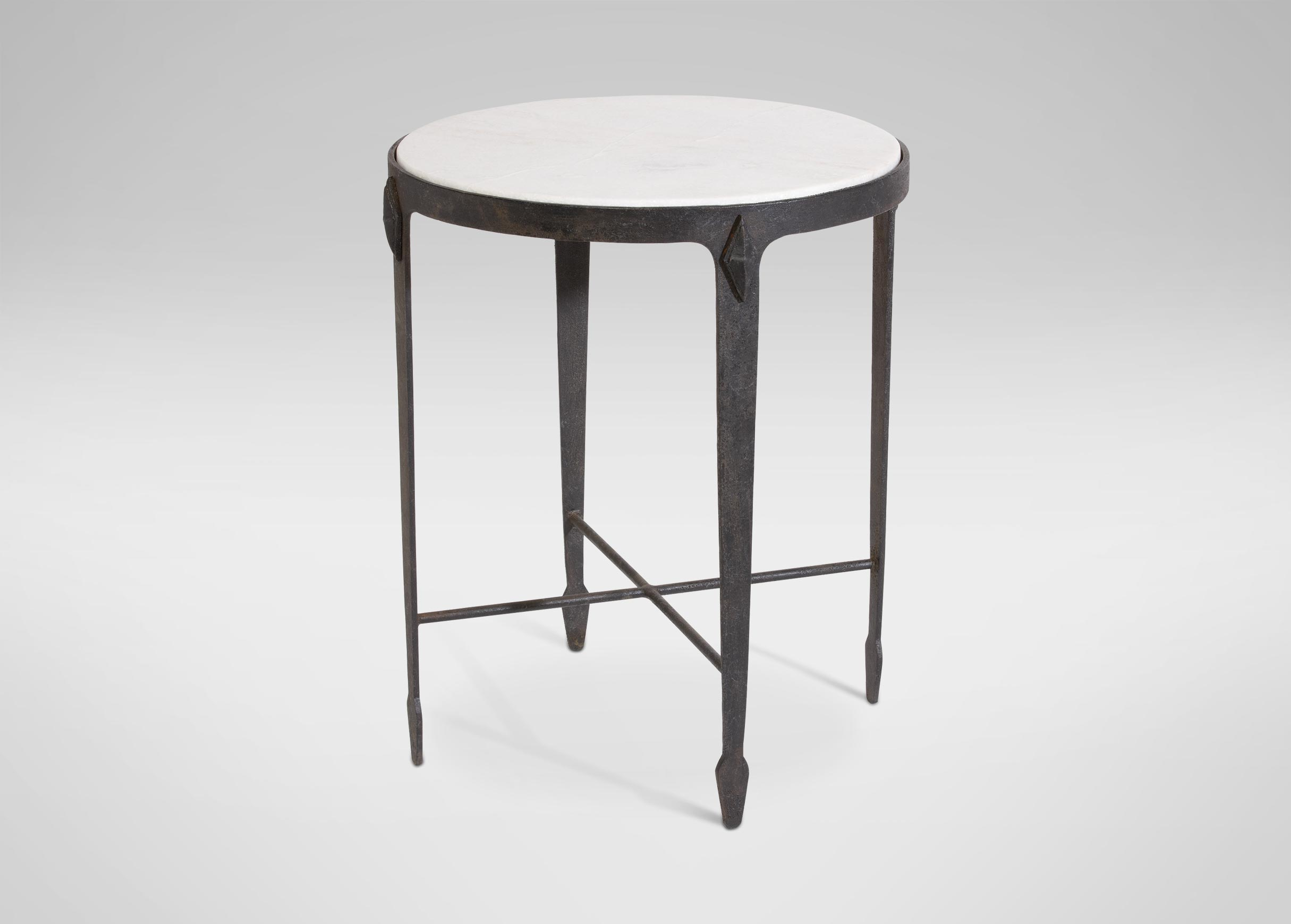 design marble accent table with jaca top ethan allen round white black side quilted runner ideas farmhouse coffee foyer furniture pink metal low trestle magnussen pinebrook end