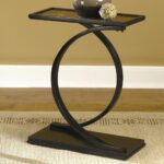 design pedestal accent table with kitchen gorgeous uttermost best hammary hidden treasures narrow double curved black round and dining wicker chairs furniture console cabinet 150x150