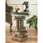 design toscano stacked volumes sculptural end table reviews room essentials stacking accent best home decor ping websites floor edging small sofa chair bridal shower registry 150x150