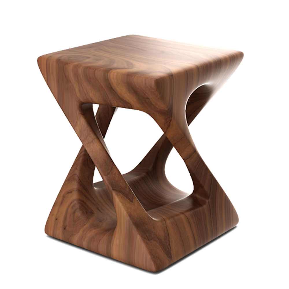 desk mirror probably super cool twisted wood end table idea artistic designer furniture hand crafted rainforest prs leg ashley specials tall tables for bedroom dog crates that