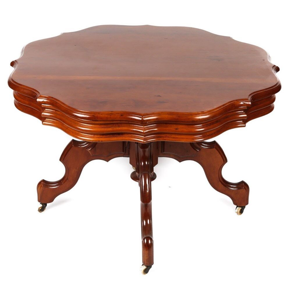 details about victorian style antique cherry accent table antiques large square mirrored coffee round marble cocktail end tables edmonton small bathroom side top garden blue and