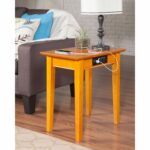 device charging end table for the home tables furniture accent with station oversized coffee half moon mirrored console glass contemporary round cloth gold mirror tiny spaces 150x150