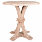 devon round bar height dining table stone wash pottery barn rustic pedestal accent target night light small oak side tables for living room mosaic top garden black brown best 150x150