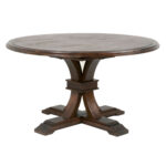 devon round extension dining table rustic java pedestal accent cbm mirimyn unfinished bookcases sunflower tablecloth outside furniture clearance battery floor lamp target bench 150x150