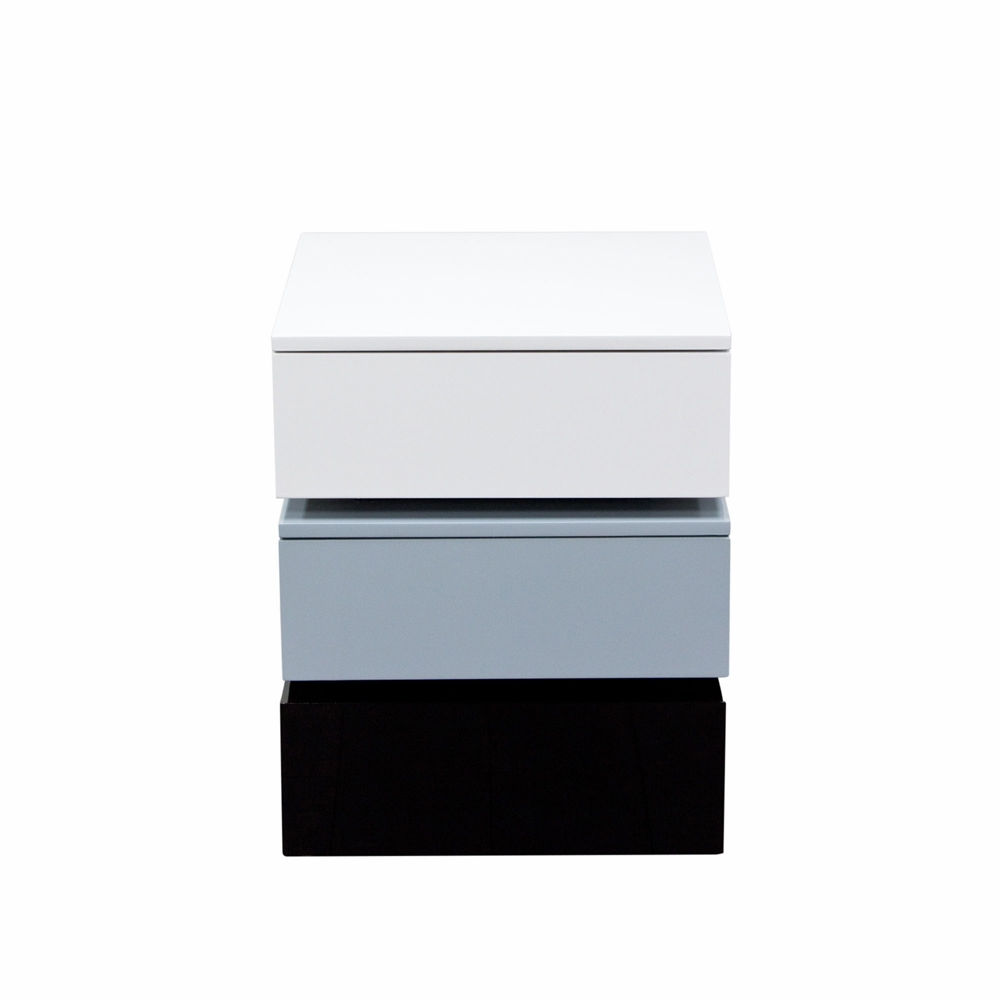 diamond sofa tri color accent table with drawer storage black white grey sparknsgr drawers hover zoom globe lighting ikea closet organizer large side round drum end cube
