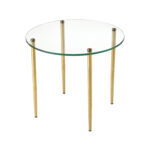dimond home point round gold accent table bellacor hammered end with door mid century modern tables large outdoor fruit cocktail drink red decor marble coffee toronto and 150x150