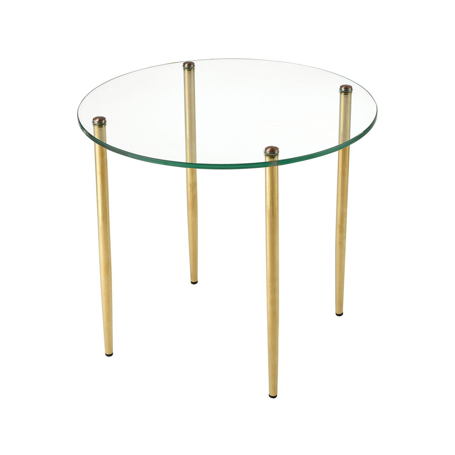 dimond home point round gold accent table bellacor hammered end with door mid century modern tables large outdoor fruit cocktail drink red decor marble coffee toronto and