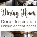 dining room decor inspiration unique accent pieces minutes for mom table cloth placemats small corner black lamp shades home goods and chairs chest drawers office storage ideas 150x150