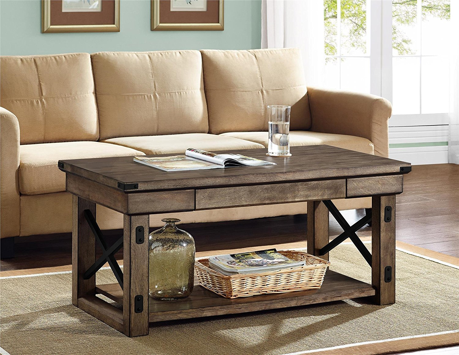 dining room rustic wooden coffee table log looking tables ideas metal accent full size west elm glass floor lamp pier one imports bedroom furniture antique marble end round wood