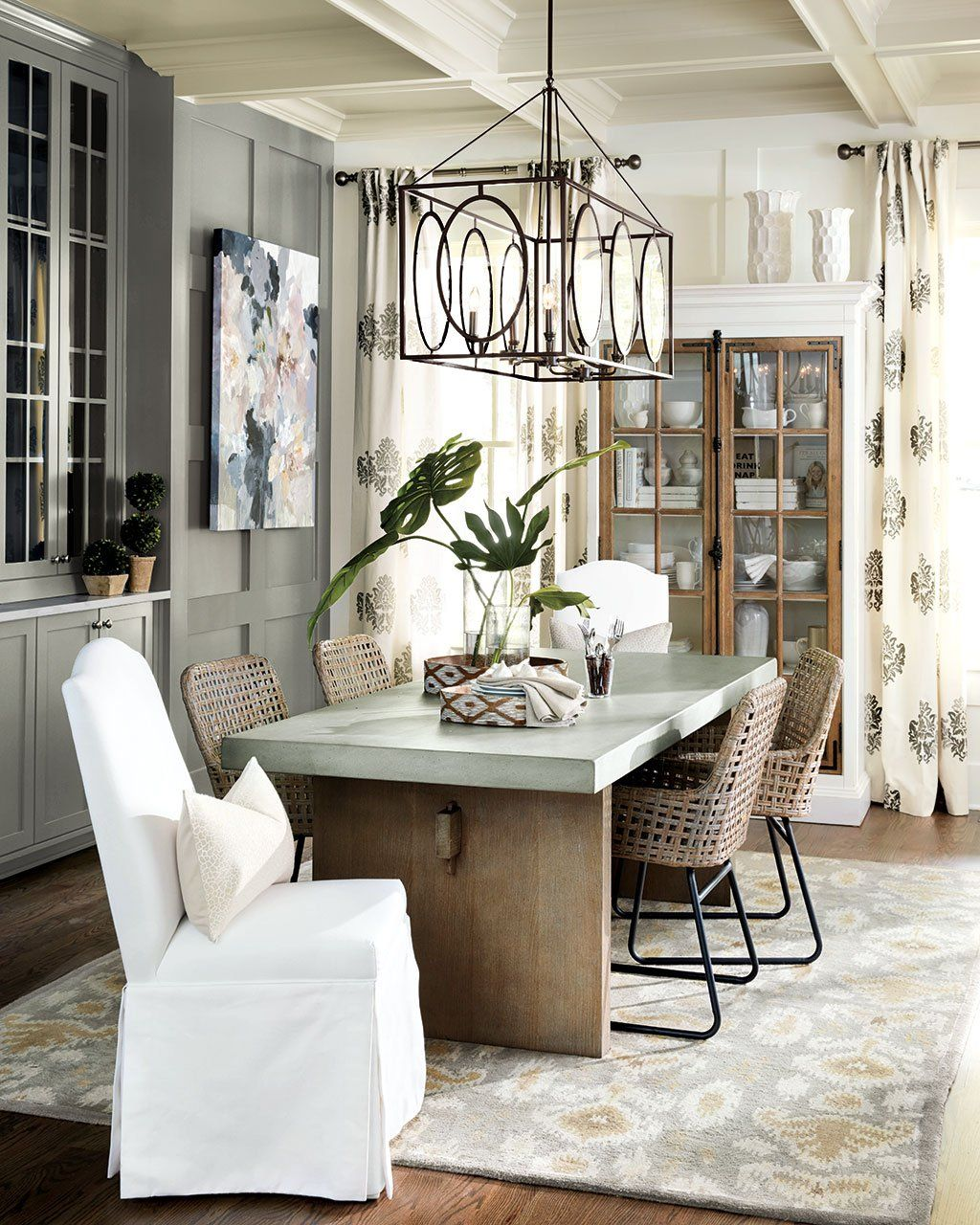 dining room with white accents and bronze metal table garden furniture deck umbrella accent pieces dark end tables transition strips frame legs wood chair painted chests folding