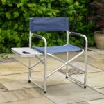 director nic chair with side table garden outdoors outdoor folding attached dining set hampton bay wicker patio furniture metal covers indoor chaise lounge canadian tire chairs 150x150