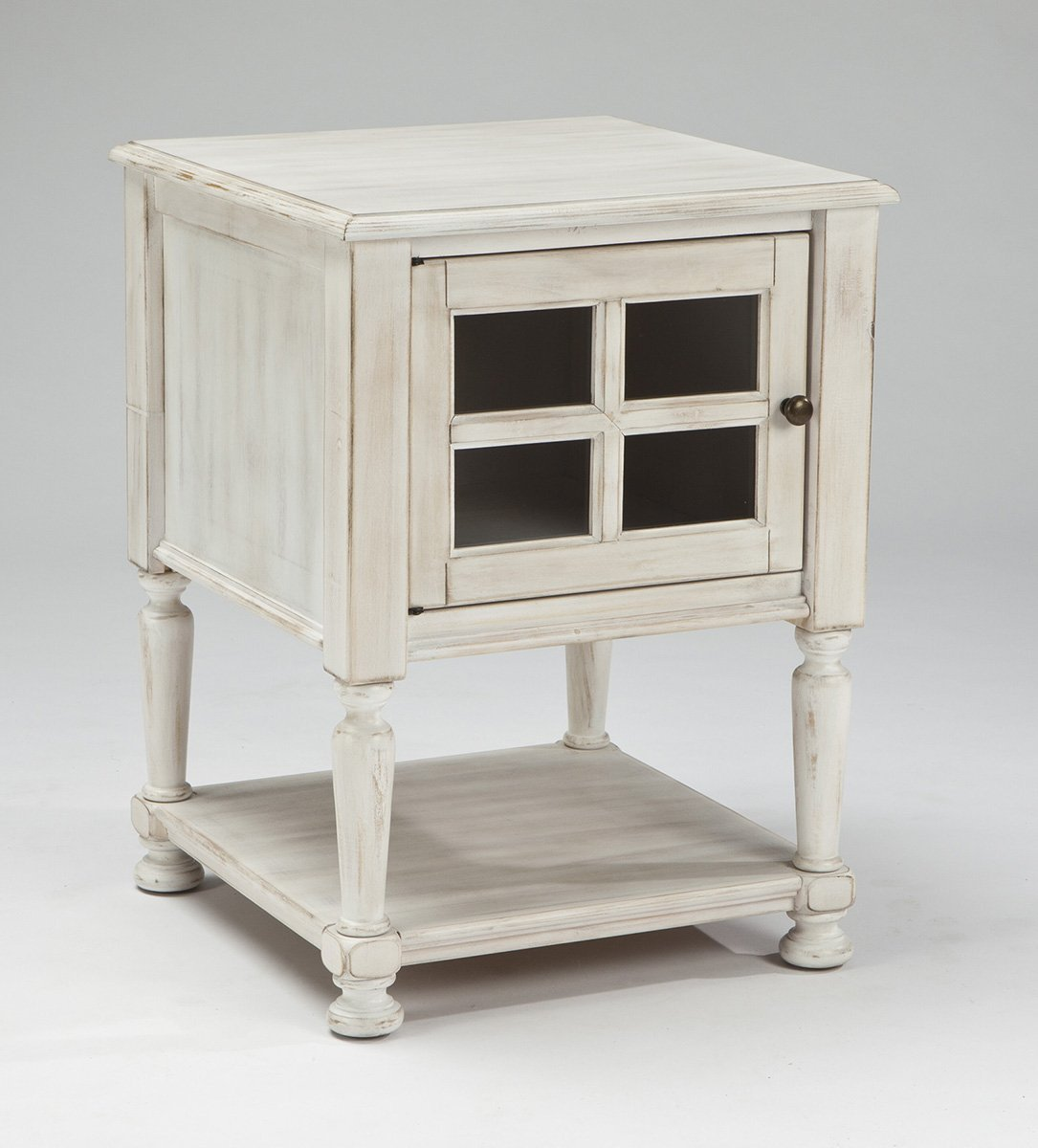 distressed white end tables decor ideasdecor ideas inch high round accent table decorating cabinet drawers nursery nightstand drawer with mirror two bulb lamp small centerpiece