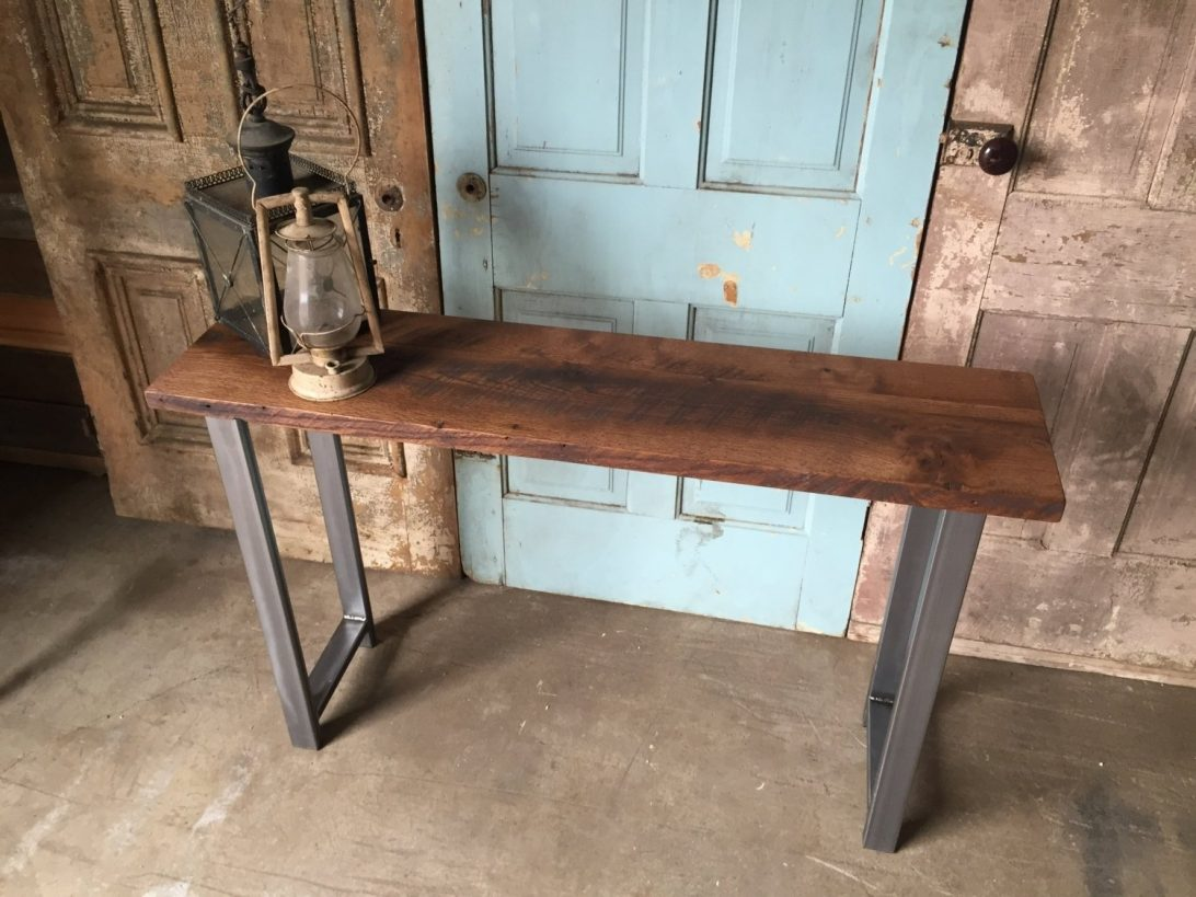 distressed wood end table log tables rustic reclaimed coffee for weathered set repurposed barnwood accent large size leick furniture mission storage with baskets wardrobe dale