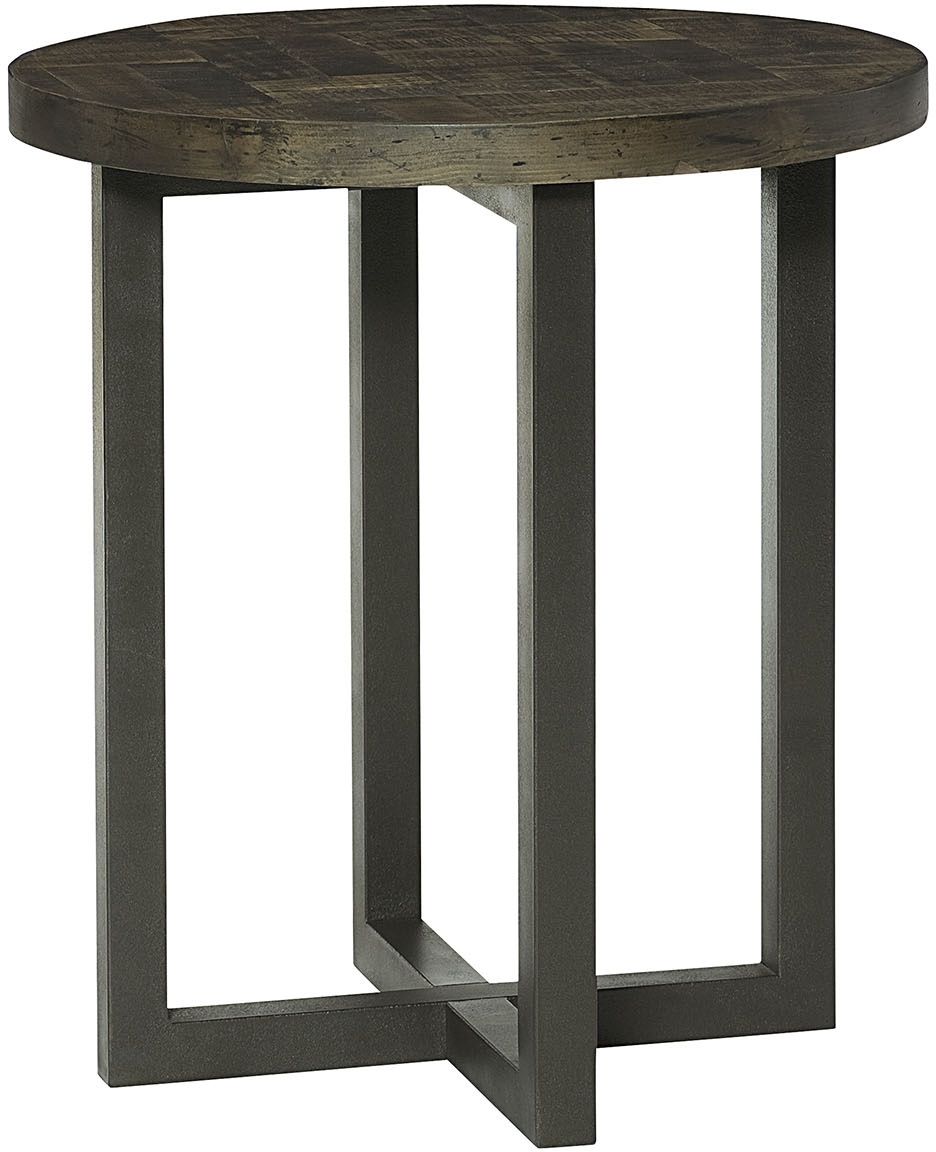 district round accent table hammary furniture connolly groups gold wire side rust colored placemats drop leaf console screw legs wine rack tower metal and glass nightstand small
