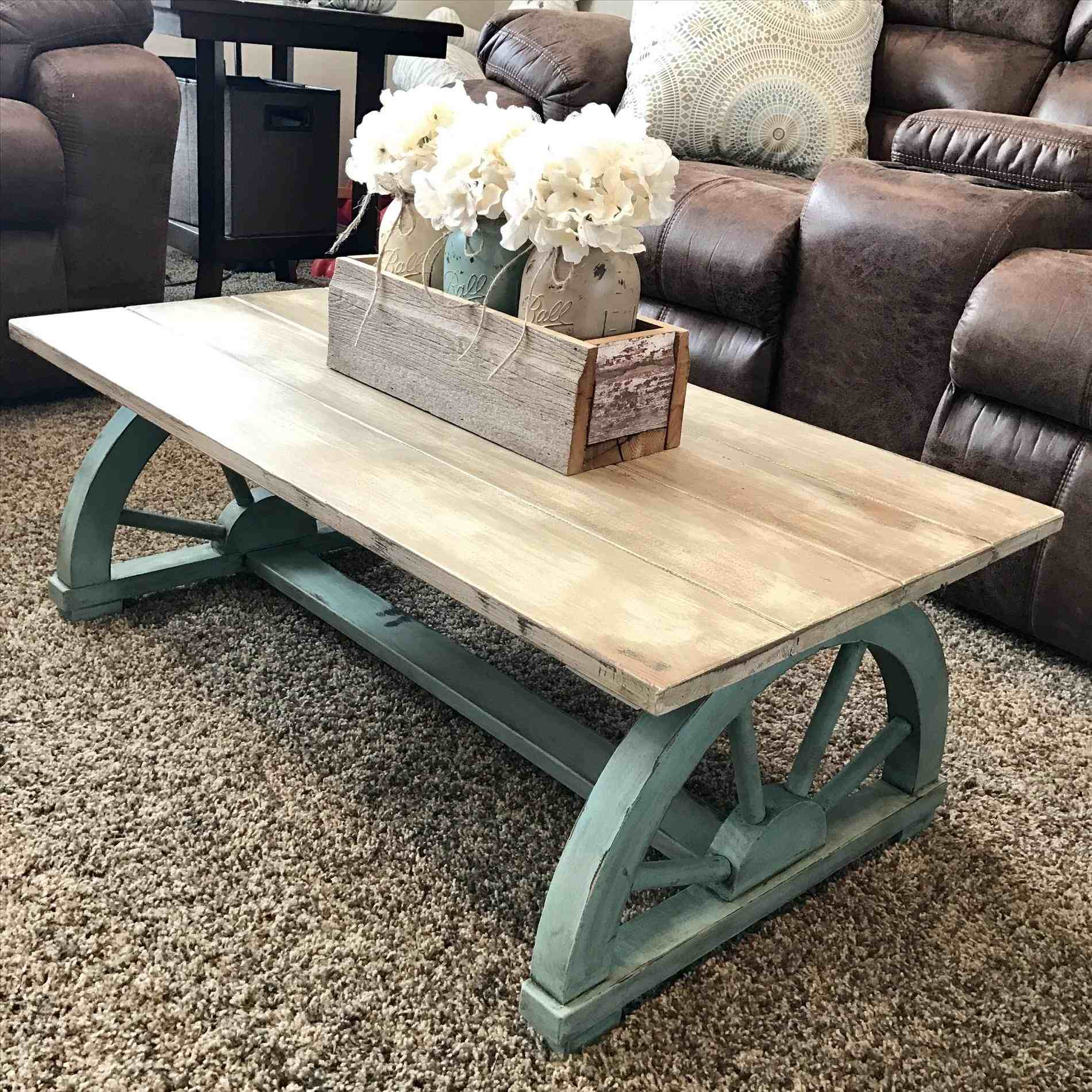 diy accent ideas centre rhgohar rustic side table decor coffee house centerpiece accents distressed dining room furniture pottery barn mercury glass floor lamp essentials