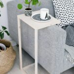 diy end tables that look stylish and unique space saving side table wire basket accent glass brass cocktail with power strip green mirrored console antique drop farm chairs black 150x150