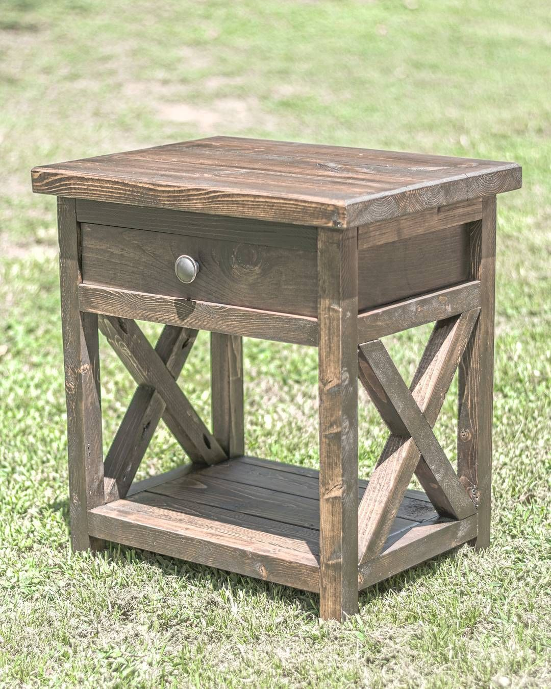 diy farmhouse nightstand overlindesigns master bedroom tutorials better homes and gardens accent table rustic gray furniture baskets west elm swing arm lamp big lots end tables