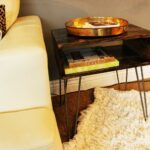 diy hairpin leg side table statement piece accent target entryway furniture mango sideboard teak wood dining industrial look end tables ashley leather recliner antique gold pine 150x150