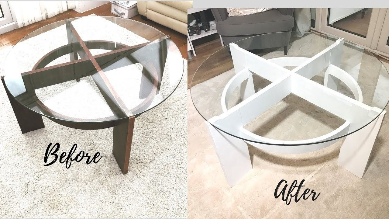 diy home decor thrift charity coffee table makeover safavieh janika accent off white dining mats demilune gold metal and glass cherry wood end tables console with cabinets tennis