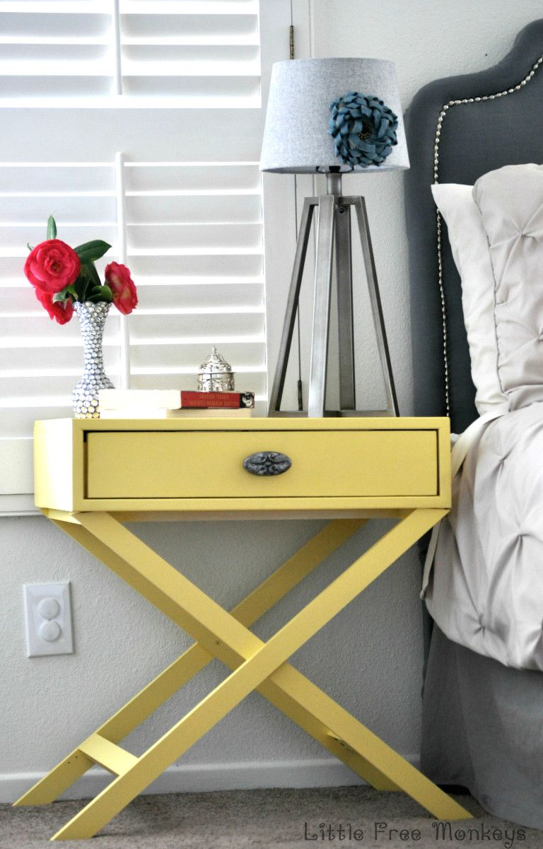 diy leg accent table with free plans little monkeys tools living room design rose gold floor lamp dining plate mat metals contemporary lamps drawer nightstand unique coffee tables