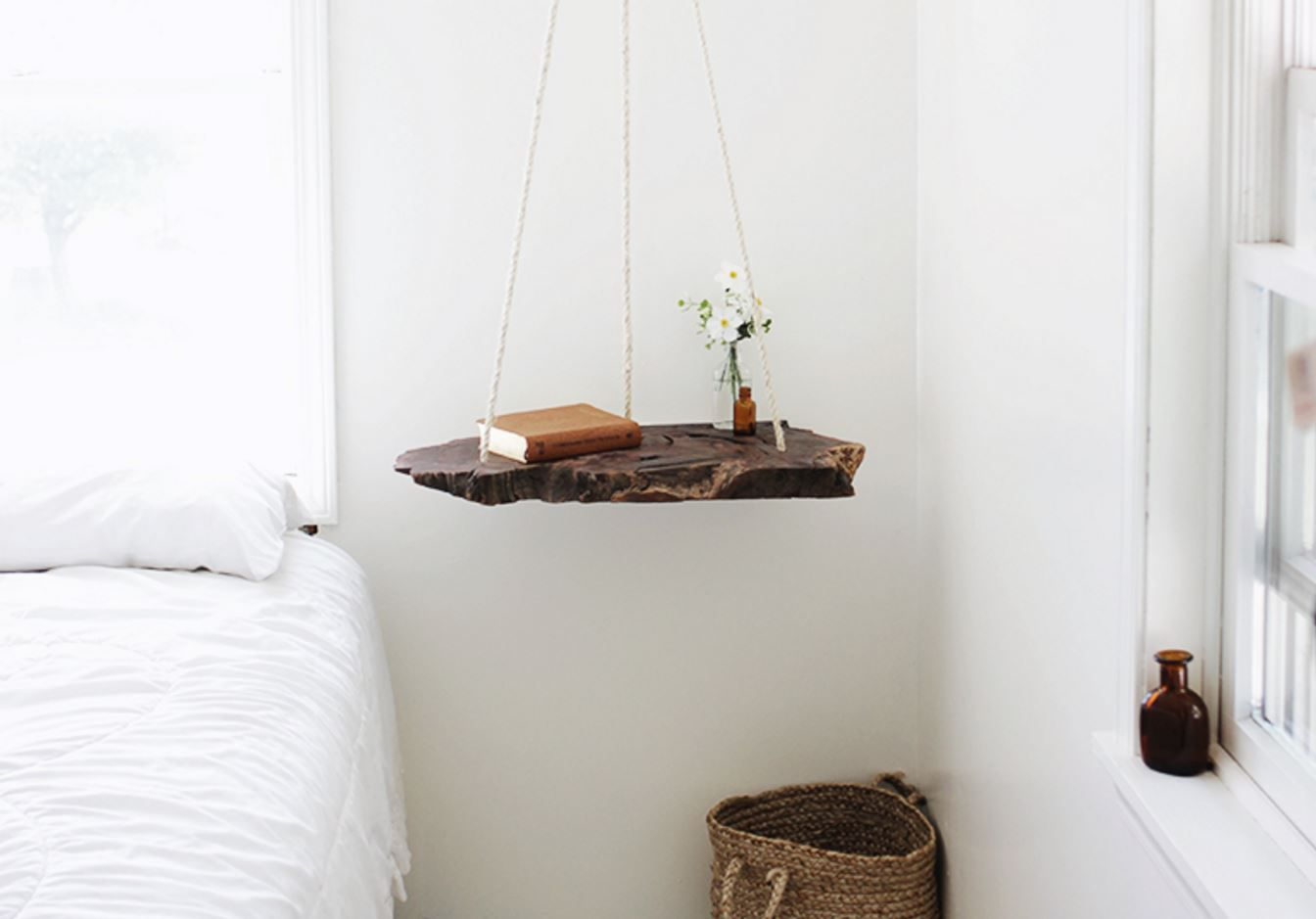 diy live edge wood projects for your home hanging table accent small oak bedside outdoor mats and steel side pier one tables living room kitchen lamp round concrete farmhouse