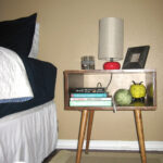 diy mid century style nightstand jamie home blog table done modern nightstands tutorial pottery barn sectional full size daybed with twin trundle simple headboard plans round 150x150