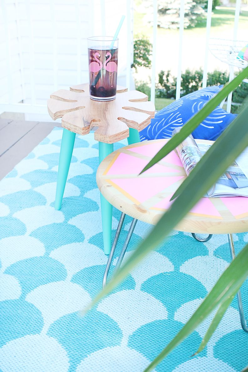 diy outdoor citrus side table hello lidy garden patio paths ikea chest drawers target brass lamp small accent square farmhouse dining pier one coupons glass with attached