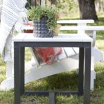 diy outdoor side table pottery barn knockoff knock off flower accent cordless standing lamp threshold wood and marble coffee glass bedroom end tables round decorative tablecloth 150x150