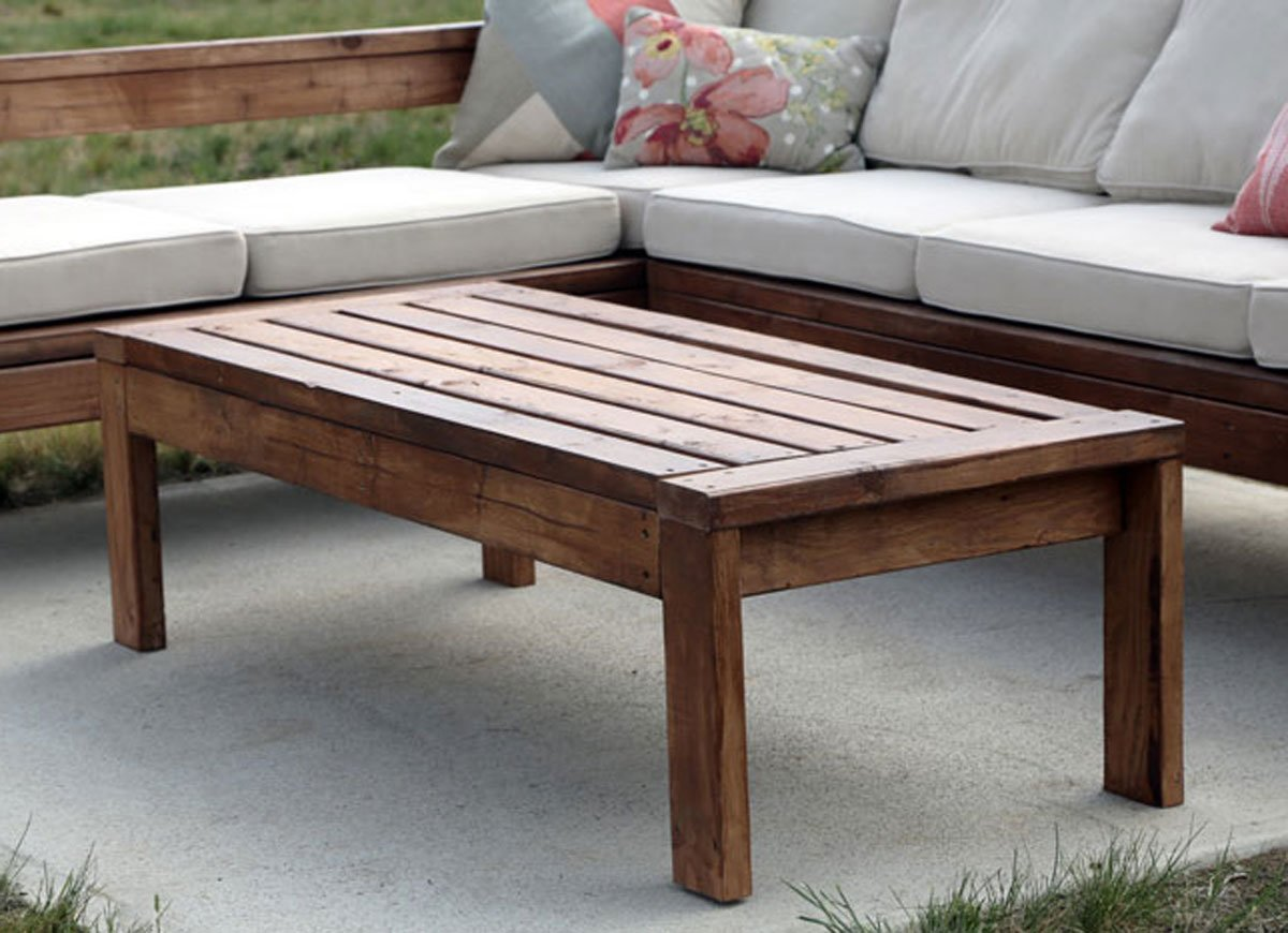 diy patio table easy ways make your own bob vila simple outdoor garden accent small vintage console west elm industrial desk farm style sofa ashley furniture rustic end tables