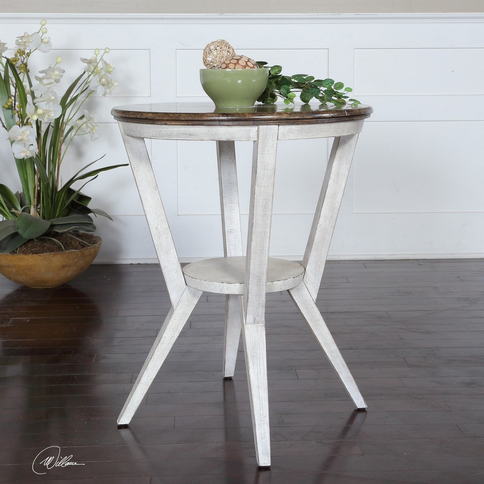 diy round end table ideas design wedding decorations for tables centerpieces covered litter box concrete legs iron accent wood slab bar country decor catalogs kmart kitchen sets