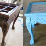 diy upcycled how redo trash treasure end table redoing tables solid black coffee arts and crafts furniture inch round accent baby chair seat pallet ideas hobby lobby coupon code 150x150