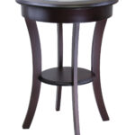 dolphins accent table winsome daniel with drawer black finish cassie round glass chrome end tables whole tablecloths for weddings very slim side orange two nesting monarch hall 150x150