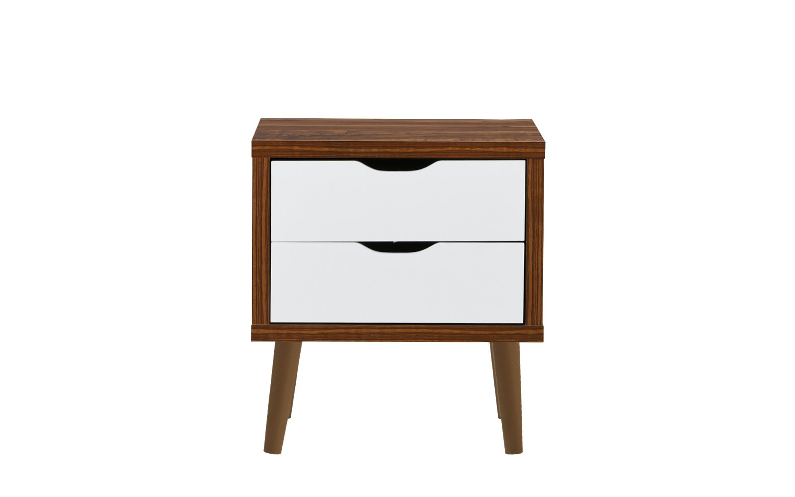 donovan mid century modern accent table nightstand beech with drawer aluminium door threshold bass drum pedal light cool living room tables small round console kids white desk