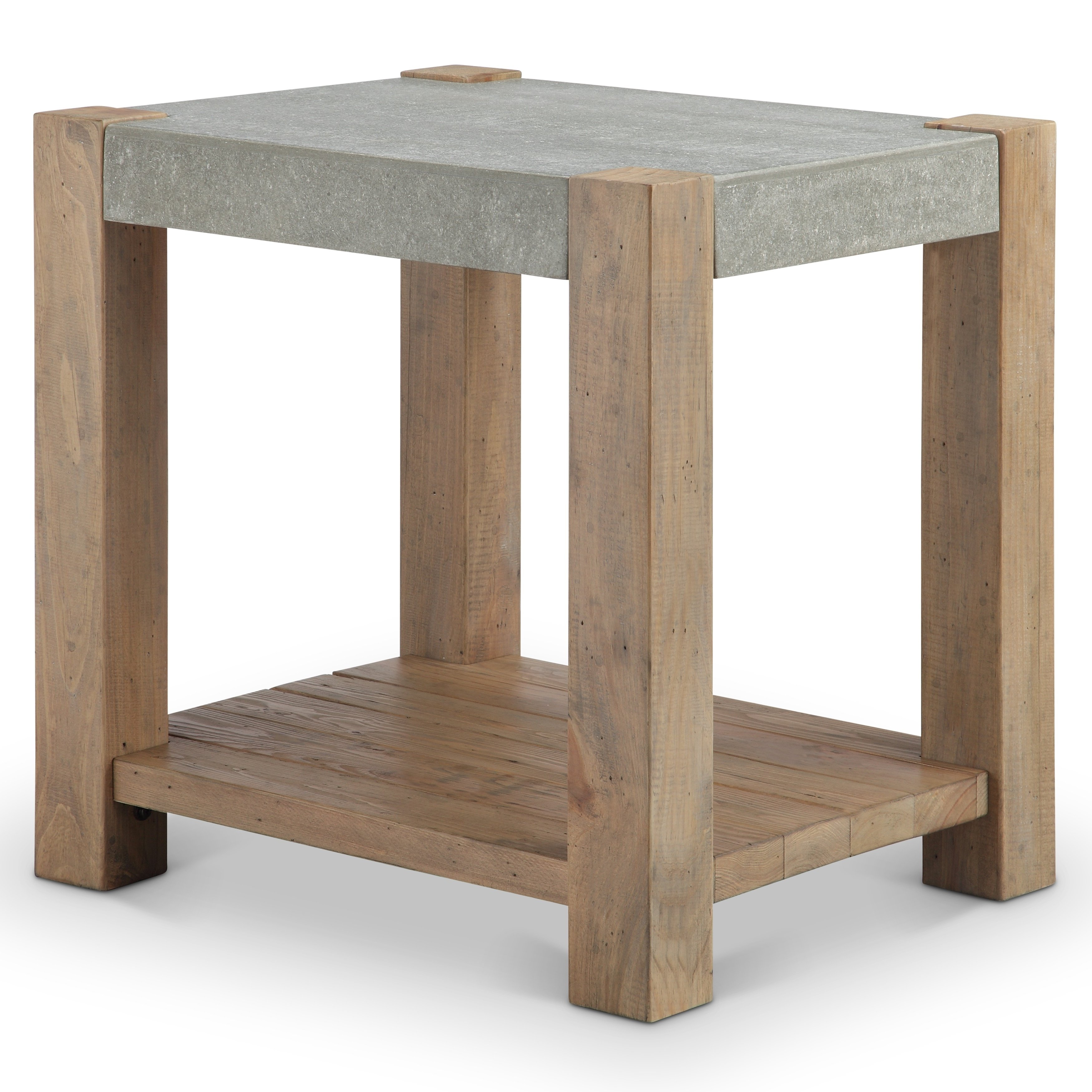 donovan rustic honey wheat reclaimed rectangular end table room essentials trestle accent free shipping today teal bedside lamps contemporary dining concrete look ikea box storage