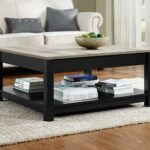 dorel carver black sonoma oak coffee table prod and end sets mcm side wooden pet wicker storage trunks chests slate top set tall round rustic office furniture skinny tables accent 150x150