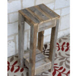 doug cristy designs natural reclaimed wood accent table zulily alt share small metal patio ashley furniture king custom hybrid oval lucite coffee iron unusual ideas farmhouse 150x150