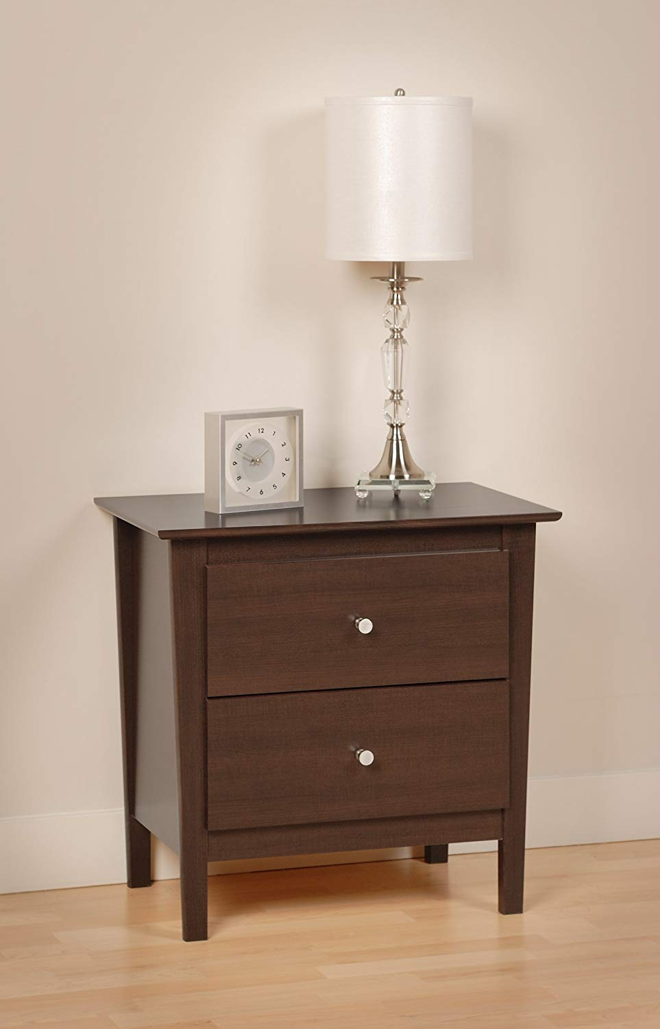 drawer black sauder finish soft wooden nightstand lorraine two looking wood storybook tall good sonoma charleston white target washed yaletown plans monterey prepac accent table