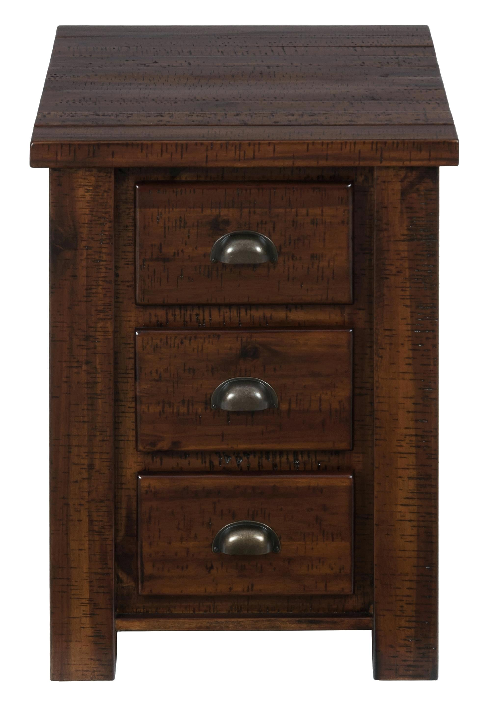 drawer end table eton side sometimesitis urban lodge brown with drawers dalton threshold target hafley accent ceramic knobs furniture bedside tables inch round white tablecloth