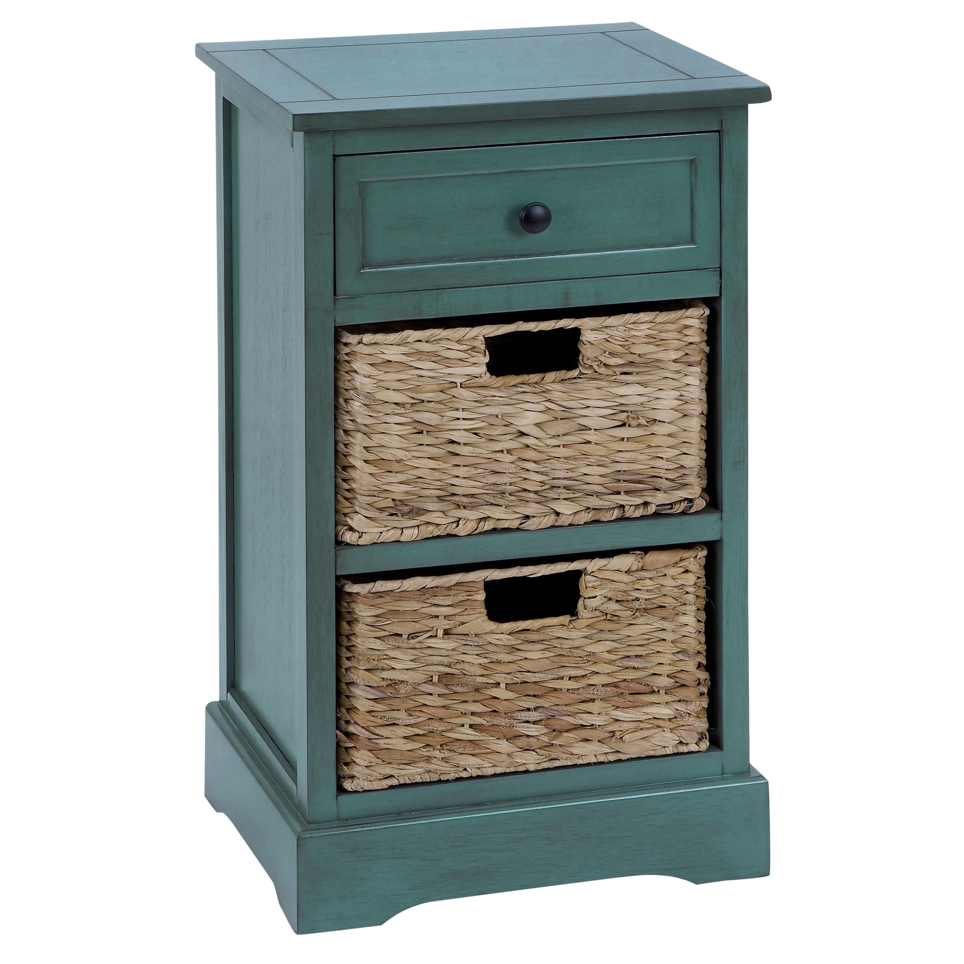 drawer storage wood side table nightstand black casa wicker accent bayberry blue cortes battery operated dining room light pier victorian occasional high big man recliner