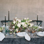 dress your table style tavola fine linen velvet charcoal anna potted planet christina mcneill graphy copy accent focus runner pattern with from hampton bay furniture white patio 150x150