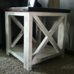 drexel table probably super fun rustic chic end tables idea ana white coffee diy projects funky side industrial farmhouse decor unfinished wood legs ashley hamlyn furniture round 150x150