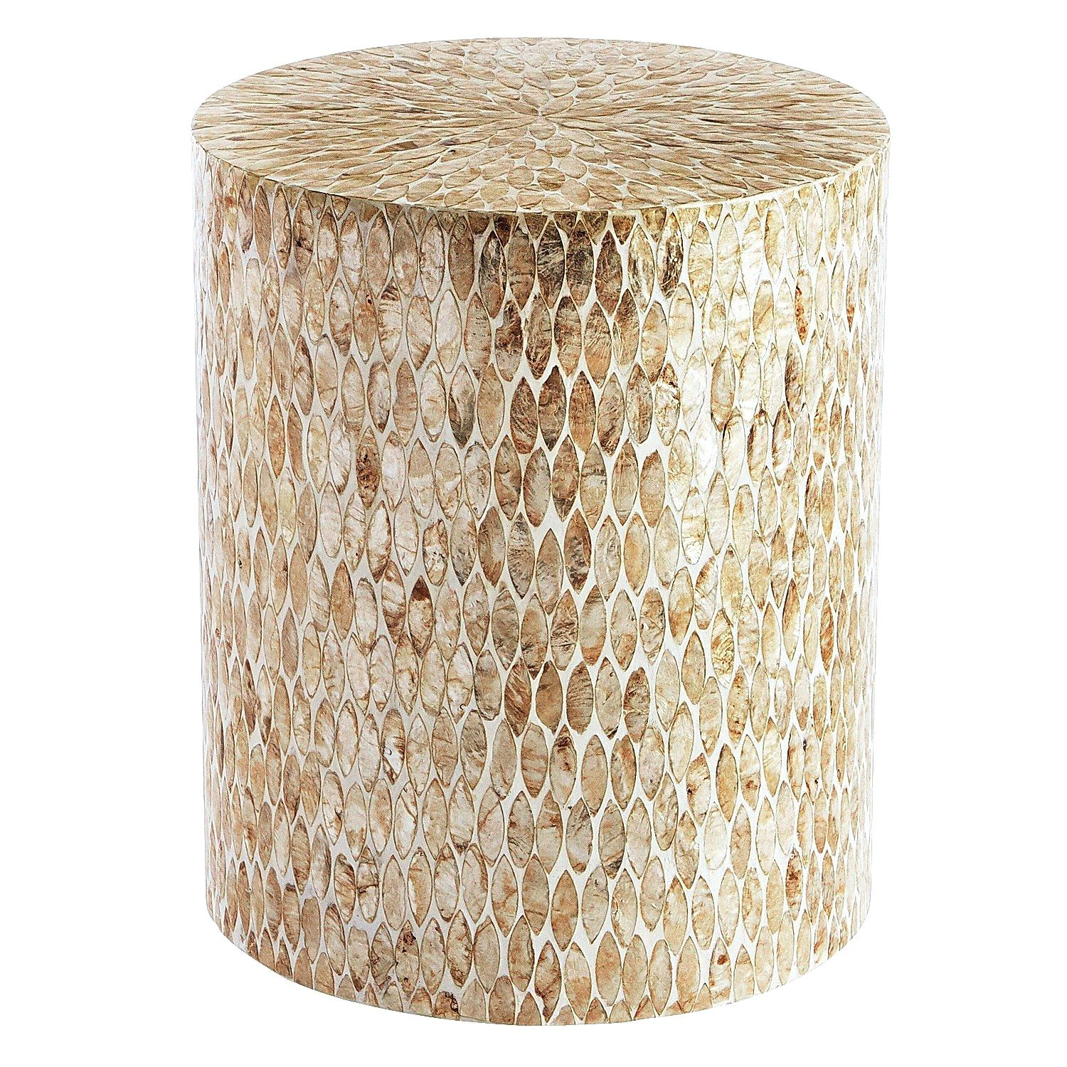 drum accent table manila cylinder brass storage entrance furniture piece couch set reclaimed oak contemporary silver lamps rectangular patio with umbrella hole blanket chest