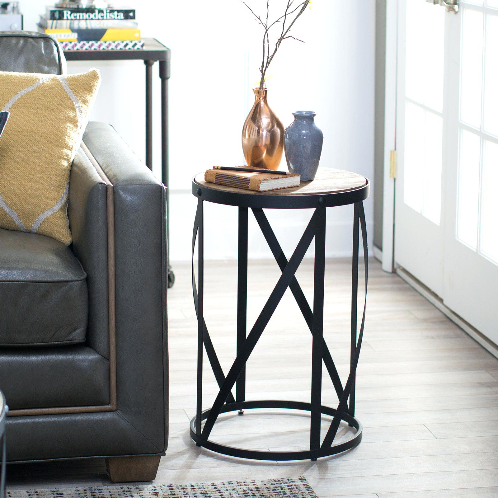 drum accent table metal pottery barn side storage frog tables brown desk combo grey chest kitchen vanity tool cabinet oak wood glass center wooden patio furniture sets canadian