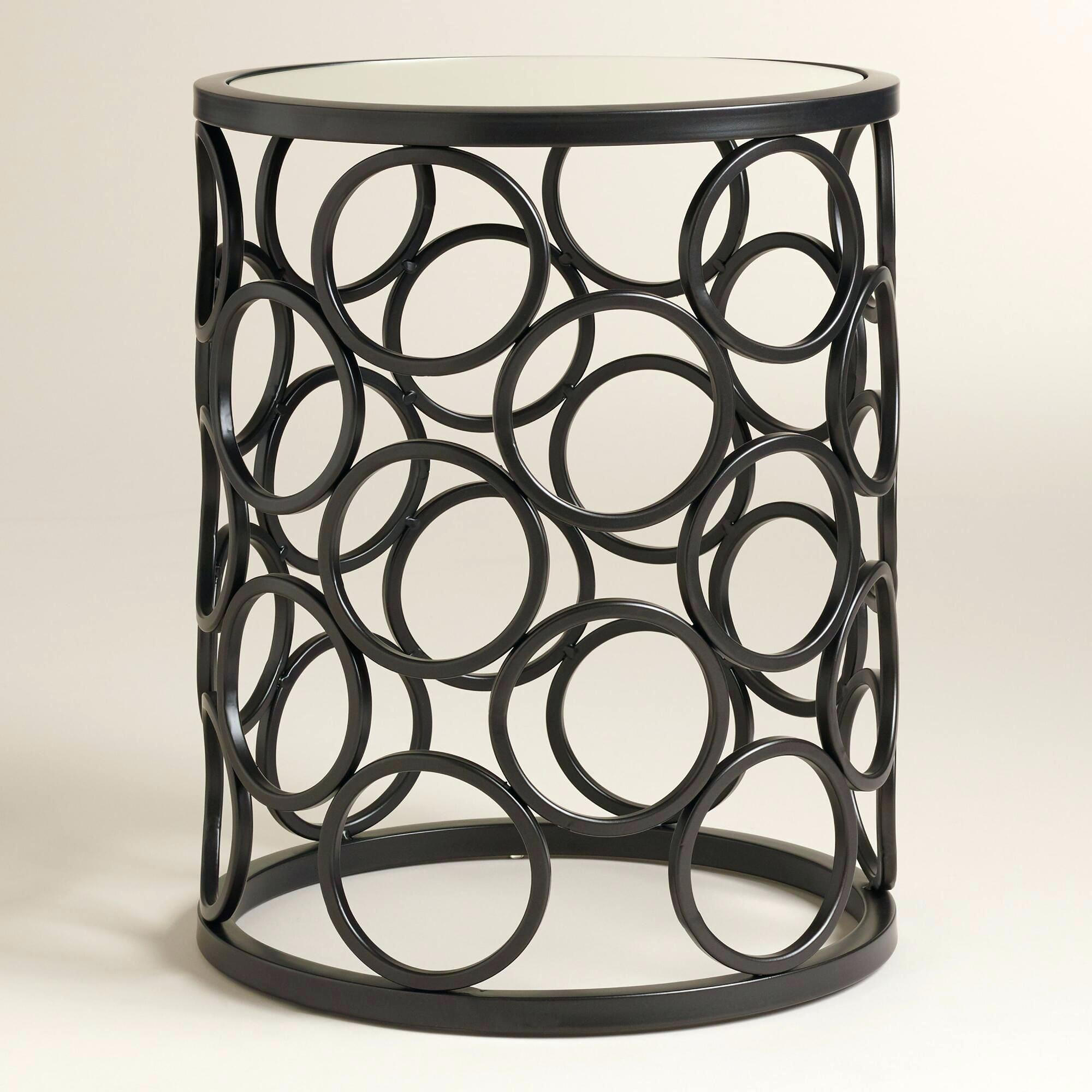 drum accent table metal rain cylinder target storage home lamps build your own end black marble top tables glass drawer pulls garden furniture sets colorful sofa teak unique patio