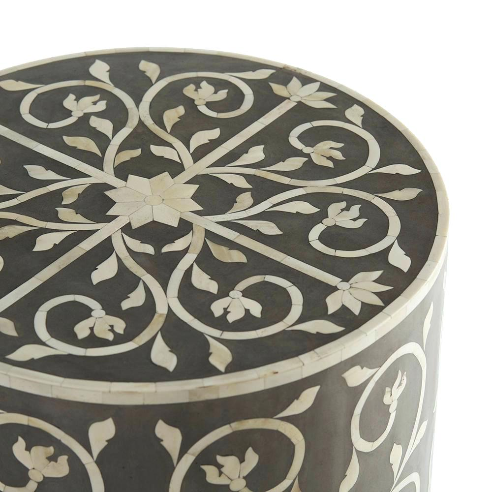drum accent table metal rain cylinder target storage pottery barn gazebo beach themed lamp shades victorian furniture self adhesive door threshold strips dining behind sofa for