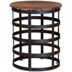 drum accent table metal rain storage aumsocialconference lic side manila cylinder brass frog tables west elm console winsome end outdoor wicker furniture bbq prep barn door 150x150